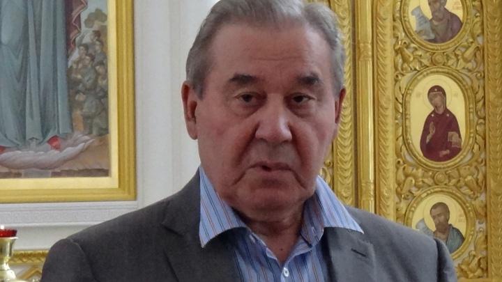 Экс-губернатор Омской области Полежаев отметит юбилей в драмтеатре