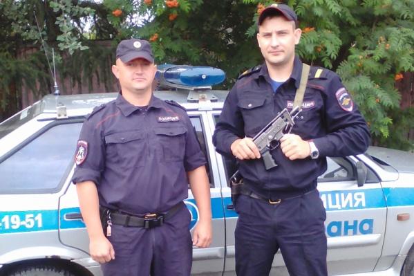 Владимир Кравченко и Ильсур Нурутдинов