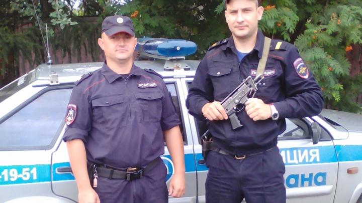 «Он уже даже не брыкался»: полицейский спас в Ине двух мужчин