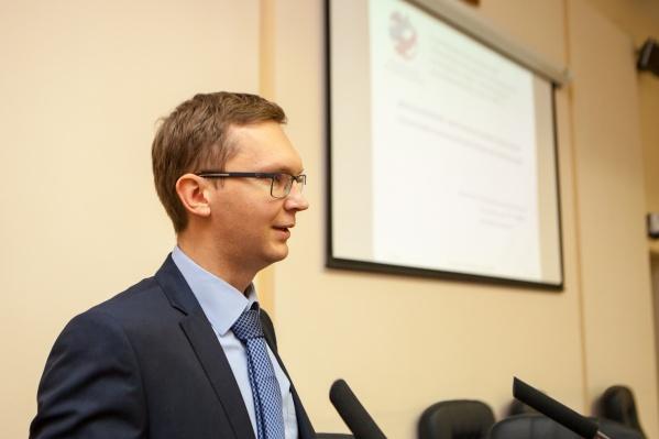 Владимир Поплыгин считает, что его разработка пригодится нефтедобывающим компаниям
