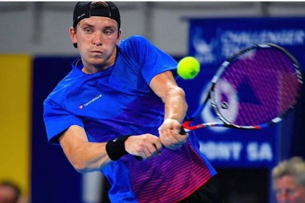 Алексею Ватутину не удалось добраться до основной сетки первого в сезоне турнира «Большого шлема»