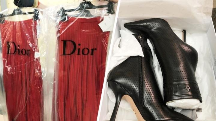 В Екатеринбурге оштрафовали хитрого бизнесмена, который выдавал Dior за ткани из Азербайджана