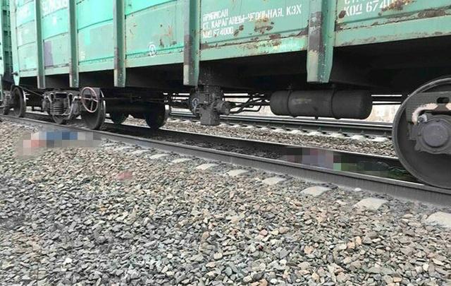 На ж/д перегоне Утяк — Курган поезд переехал мужчину пополам