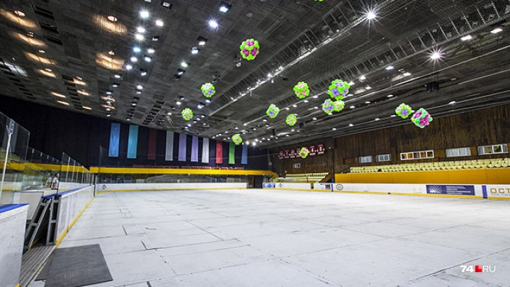 Светлая «Юность»: полувековой Дворец спорта в Челябинске подгонят под стандарты КХЛ