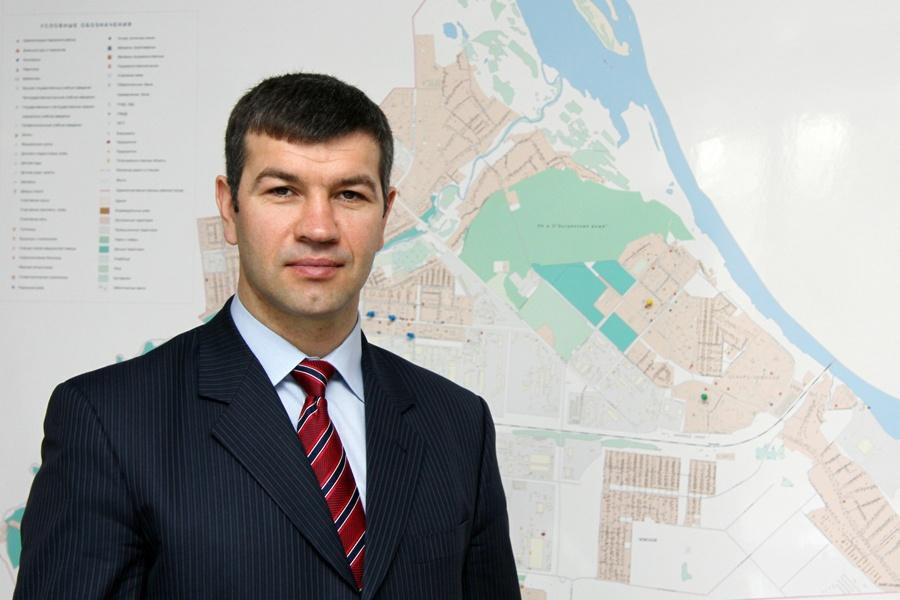 Андрей Гончаров назначен на новую должность с 9 января
