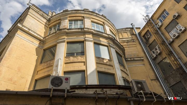В Волгограде владельца незаконных пристроек к ЦУМу пытались стимулировать деньгами к сносу объектов