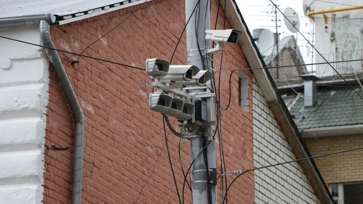 На федеральных трассах возле Нижнего Новгорода установили 22 дорожные камеры: рассказываем, где они