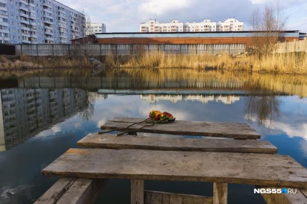 В котловане утонули двое детей