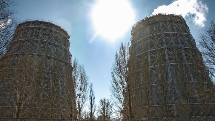 «Тепло скоро вернем»: рабочие устранили сбой на Самарской ТЭЦ