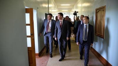 Дмитрий Патрушев посетил КГСХА. Вуз уже в этом году получит 200 миллионов рублей