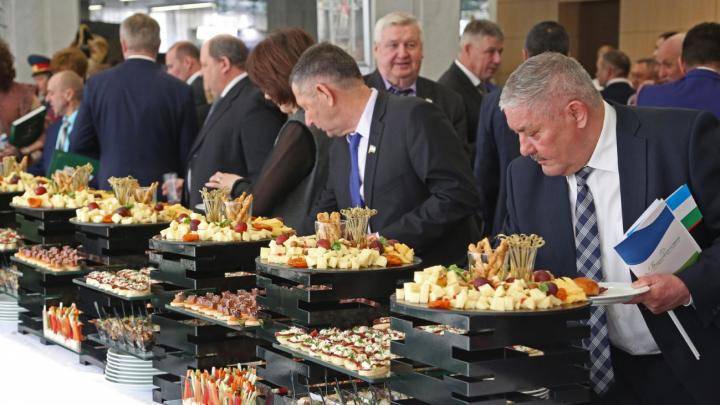 На трехдневное угощение молодых госслужащих власти Башкирии потратят 2,3 млн рублей