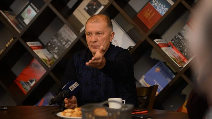 «Как-то выживем»: президент «Урала» — о потере спонсора, трансферных планах и концерте «Ленинграда»