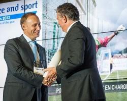 Премия Peace and Sport досталась компании «МегаФон»