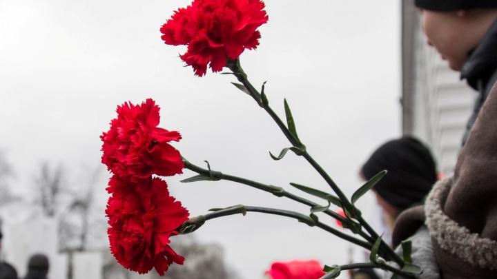 Память погибших в Чечне солдат почтут на Вологодском кладбище во вторник