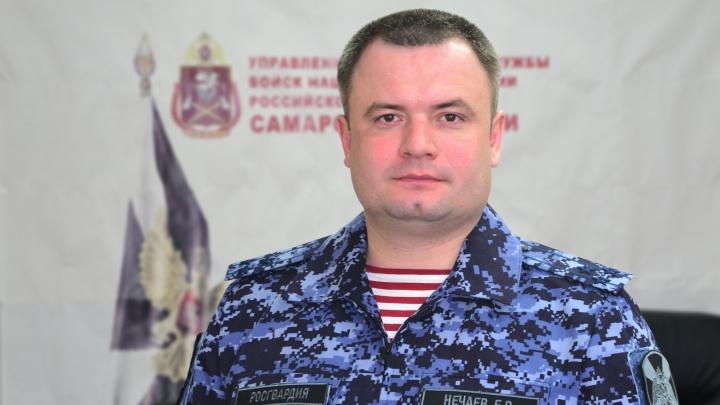 Экс-сотруднику Росгвардии Дмитрию Сазонову нашли замену