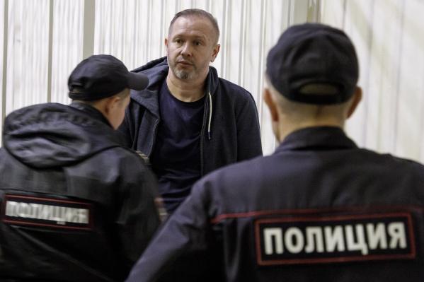 Алексей Зверев уверен, что сотрудники правоохранительных органов занимаются фальсификациями