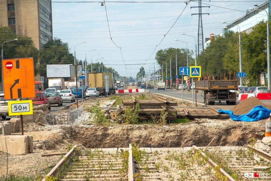Завершить ремонт первой очереди Заводского шоссе обещают в сентябре 2019 года