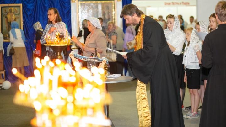 В Красноярской епархии рассказали о тематике выставки «Сибирь православная»