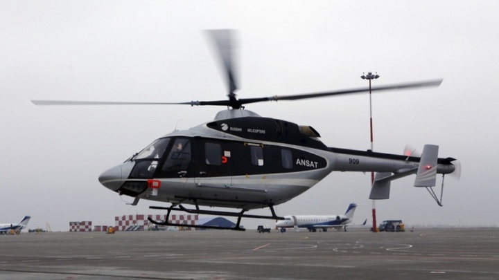 Пилот вертолёта в Башкирии летал без документов