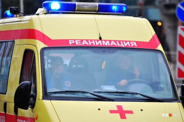 Шестерых ребят увезли в больницу