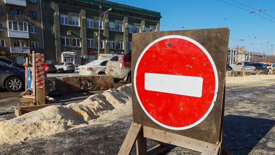 В Перми на месяц перекроют улицу Шишкина