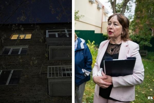 За квартиру в доме на Карла Либкнехта ЕленеШелковой предложили около 18 миллионов