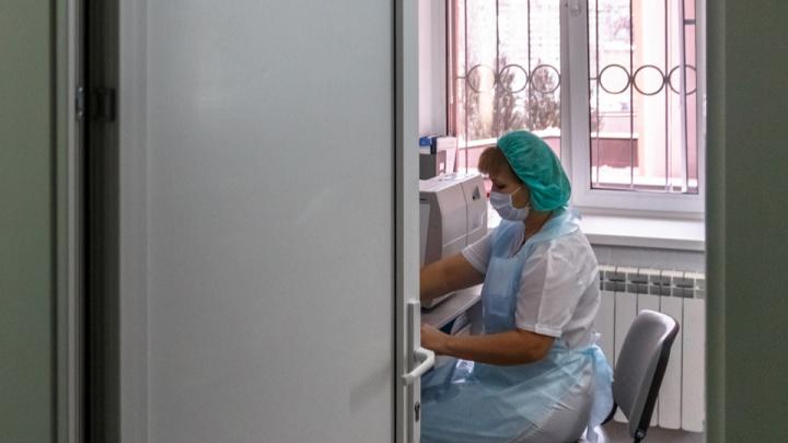 Зауральцы пожаловались на закрытие инфекционного отделения в больнице