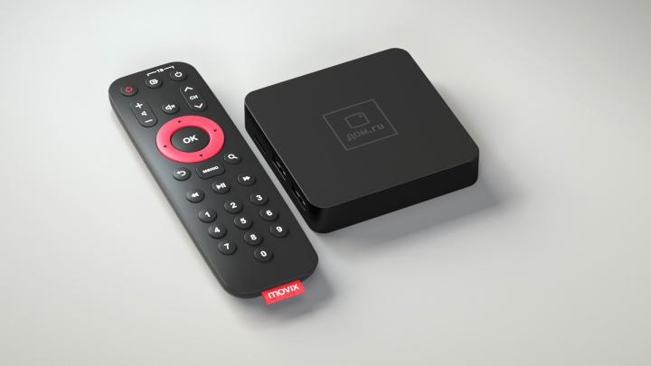 «Сначала пробуй, потом покупай»:«Дом.ru» предложил протестировать ТВ-приставку Movix Pro