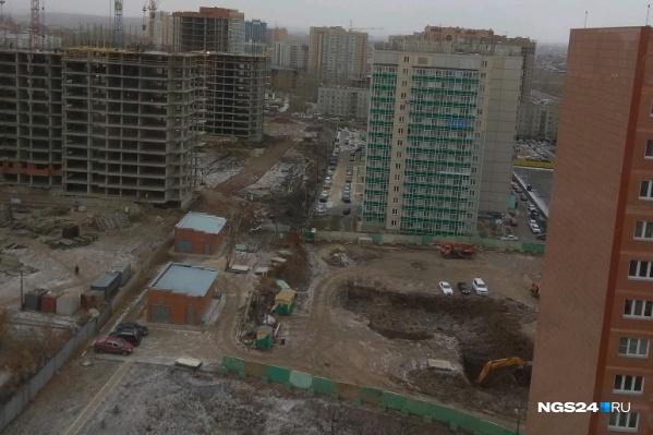 Новый детский сад начали строить на Калинина