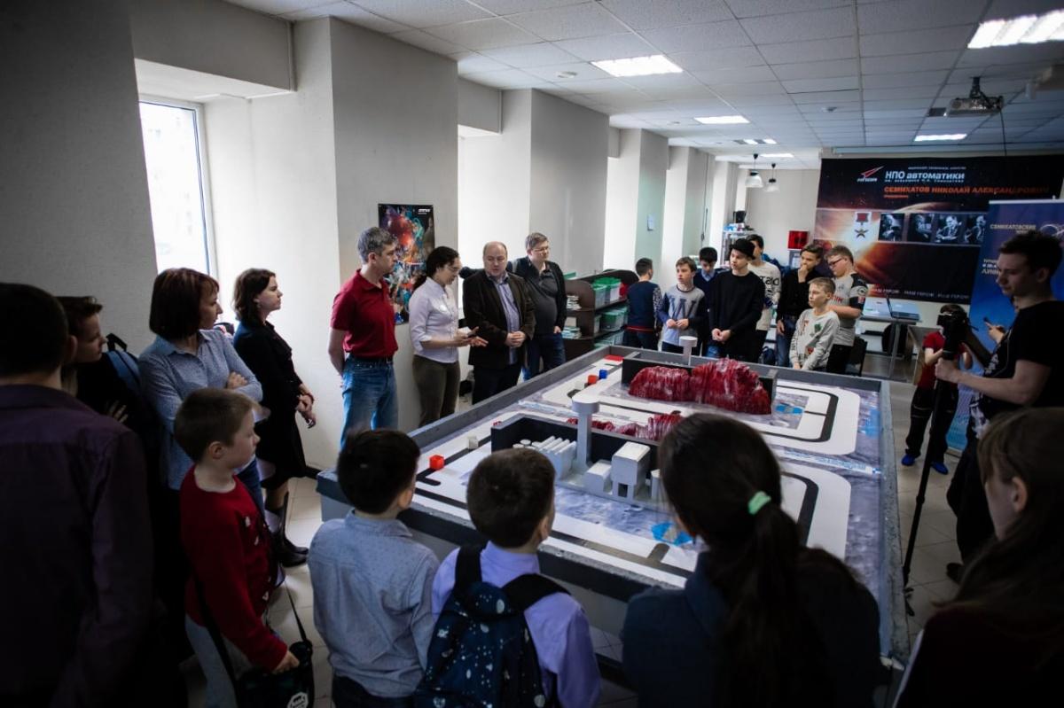 Семь школьников увидят пуск ракеты: в Екатеринбурге завершился форум «Семихатовские чтения — 2019»