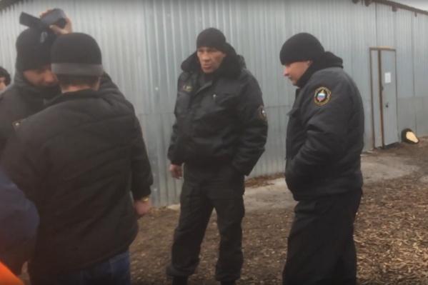 У блогеров и журналистов охранники пытались отнять видеокамеры