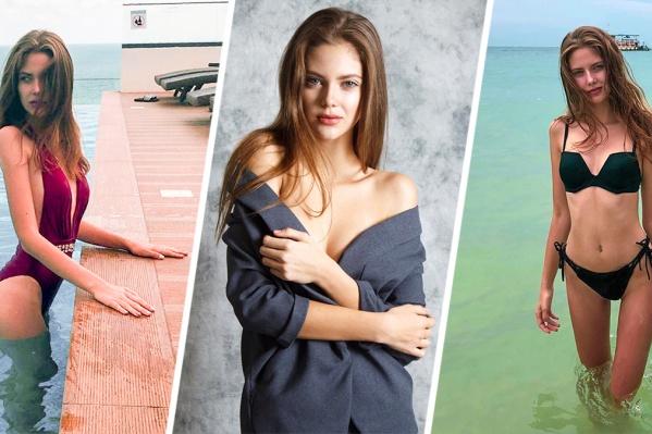 Елена Разинкова вошла в топ-10 участниц «Мисс Россия — 2019»