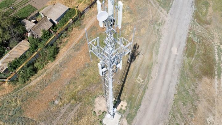 Число базовых станций 4G Tele2 в Ростовской области выросло за год на 28%