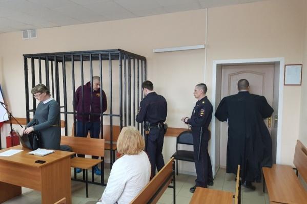 Владимиру Рыжуку отказали в домашнем аресте под залог в 2 миллиона рублей