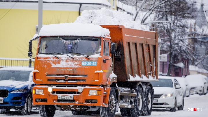 Мэрия: подрядчик скрывает, как убирает улицы Ярославля