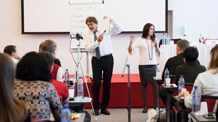 На бизнес-тренинге в Екатеринбурге расскажут, как добиться стабильных и плановых продаж