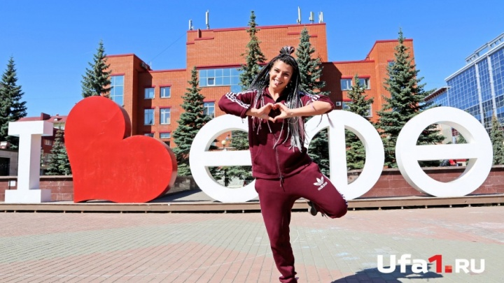 Участница шоу «Танцы» на ТНТ Юлианна Коршунова: «Уфа напомнила мне родной Питер»