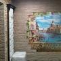 Ремонт после отпуска: как «русскую баню» переиначили на венецианский лад