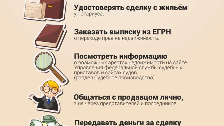 Инструкция 74.ru: как защитить себя от квартирных аферистов