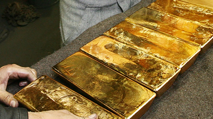 У новосибирца нашли 11 слитков золота на 6 миллионов. Теперь его будут судить