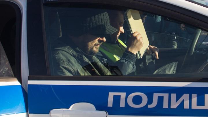 На дорогах Новосибирска поймали почти полсотни пьяных водителей