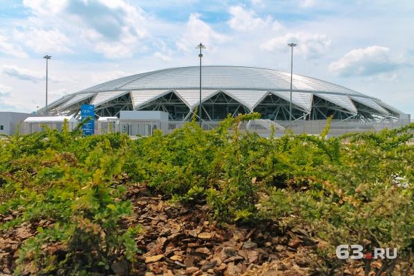 Содержание стадиона обходится в 500 миллионов рублей в год