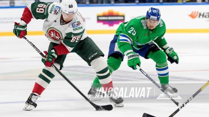 Нас ждет «Зеленое дерби»: «Салават Юлаев» начнет новый год с гостевого матча против «Ак Барса»