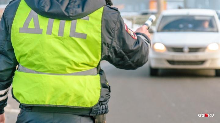 Жительницу Самарской области вынудили оплатить101 штраф за нарушение ПДД