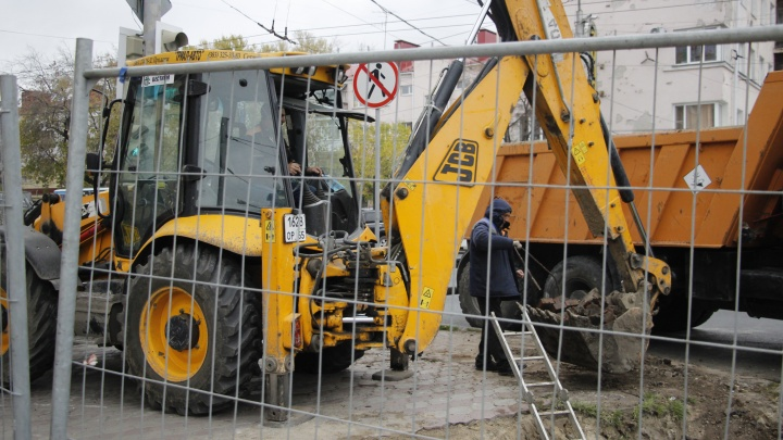 Завтра в Омске без воды останутся 26 домов и два детских сада