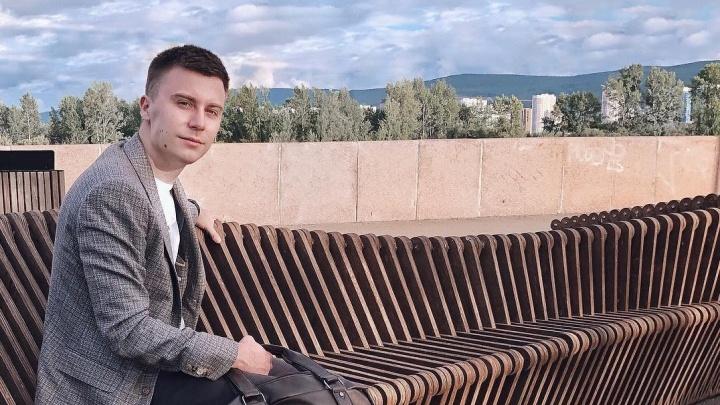 Засветившийся с Путиным красноярец представил своё изобретение на Первом канале