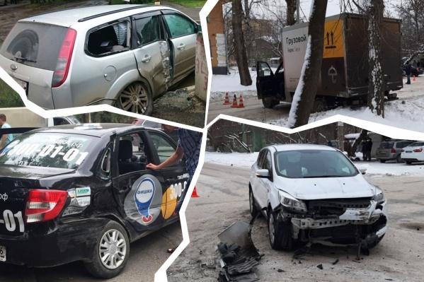 Перекресток Стачек — Энтузиастов на Эльмаше — это давний кошмар водителей и пешеходов
