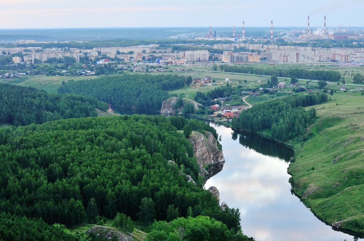 Природа в окрестностях Каменска-Уральского завораживает