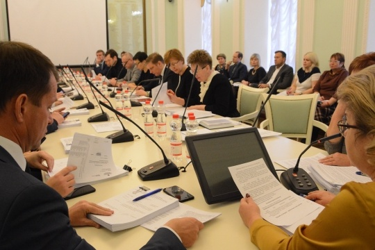На 2019 год в городском бюджете доходы составят 28,1 миллиарда рублей