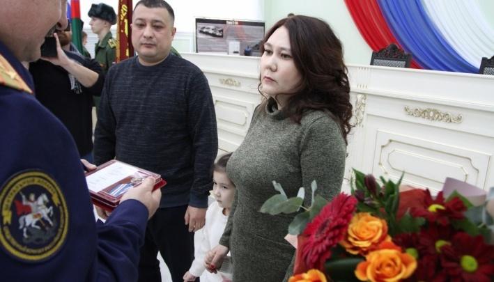 Путин посмертно наградил 14-летнего омского школьника